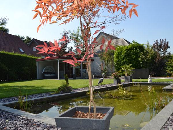 ... Teich Bepflanzungen   Gartenbau Görtzen Ist Ihr Ganz Persönlicher  Ansprechpartner. Schaffen Sie Sich Durch Wasser Im Garten Einen Besonderen  Blickfang.